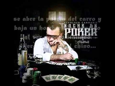 Revolver cannabis poker