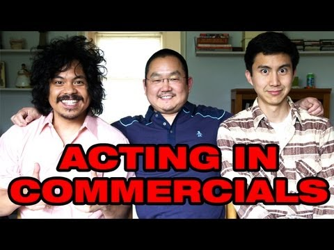 Secrets of Acting in Commercials with Aaron Takahashi