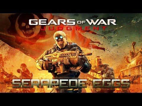 gears of war serapede - photo #11