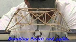 Wooden Bridge Design Competition
