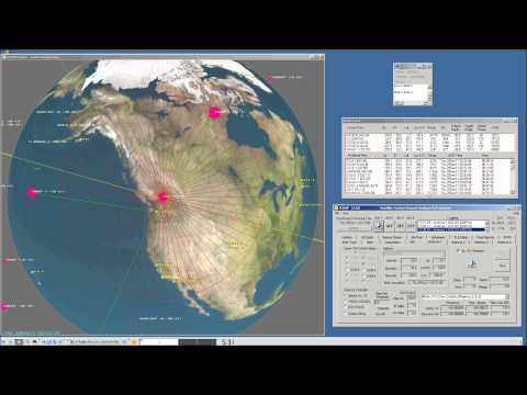 Satellite Contact Reporting Analysis & Prediction (SCRAP) Software ISS Contact Demonstration