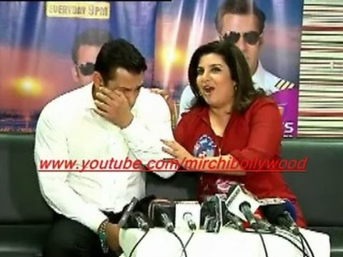 Bigg Boss 8: Salman Khan cries during his farewell