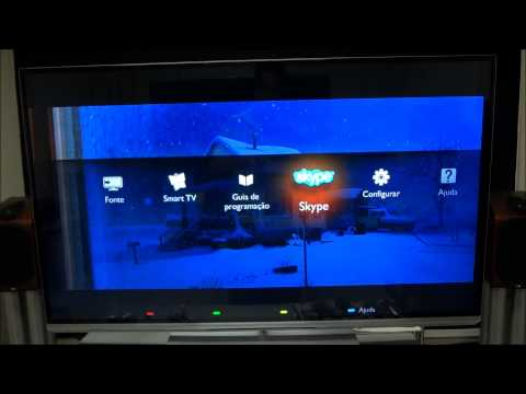 Conheça a TV Smart 3D Philips de 55