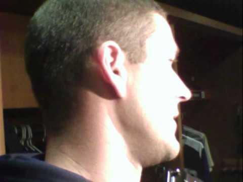 Drew Smyly Tigers Starter postgame v s  White Sox 5   04   2012