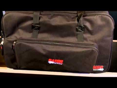 Gator Cases - Rolling Speaker Bag Series