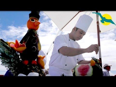 ESSEN & TRINKEN Auf Einer KREUZFAHRT| Making Of Aus Der Schiffs-Küche | PHOENIX REISEN TV #58