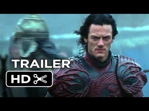 Dracula Untold TRAILER 1 (2014) - Luke Evans, Dominic Cooper Movie HD
