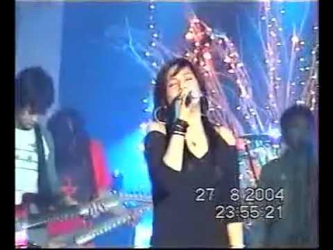 Audy - Janji Diatas Ingkar (Mendua) Live  Studio East.avi