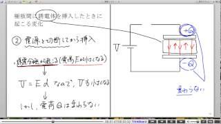 高校物理解説講義:「コンデンサー」講義10
