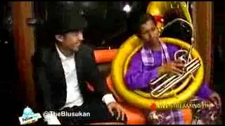 The Blusukan 30 November 2014   Raffi Di Kerjain Deni