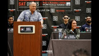 Bellator 213 Press Conference MMA Fighting