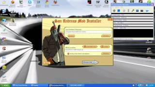 how to install gta san andreas mod installer