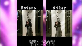 Tutorial Edit Foto Ala Selebgram | read description