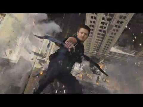 The Avengers: Full Trailer Italiano (2012)