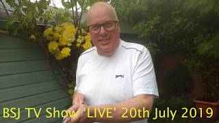 BEST SMOOTH JAZZ NEW 'LIVE TV SHOWS - 20th JULY 2019