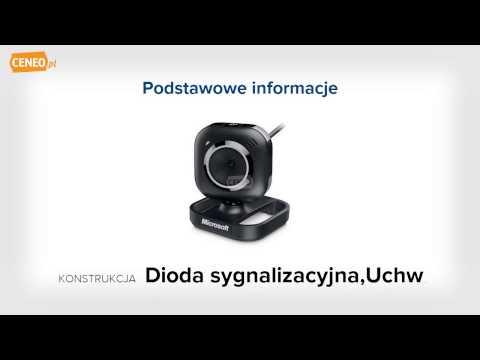 Microsoft Lifecam Vx-2000 kamera internetowa - Ceneo.pl