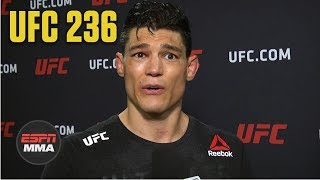 Alan Jouban sounds off on judges after loss to Dwight Grant | UFC 236 | ESPN MMA