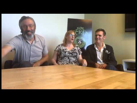 MovieReviewsNMore interviews cast of