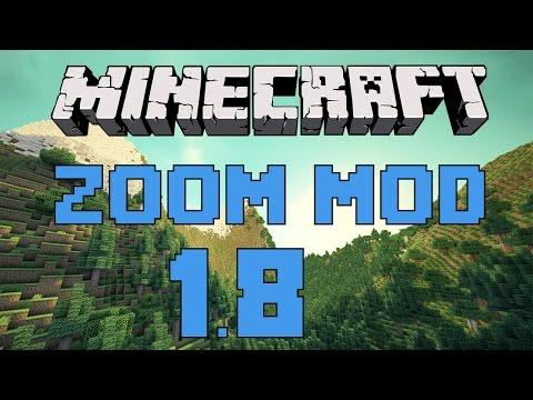 Zoom Mod 1.8/1.8.8 Download & Install ITA