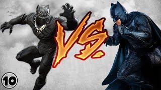 Black Panther VS Batman