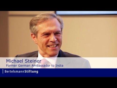Interview mit Michael Steiner, ehemaliger deutscher Botschafter in Indien