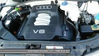 1998 Audi A4 Avant Sport Wagon Saint Petersburg FL 33709