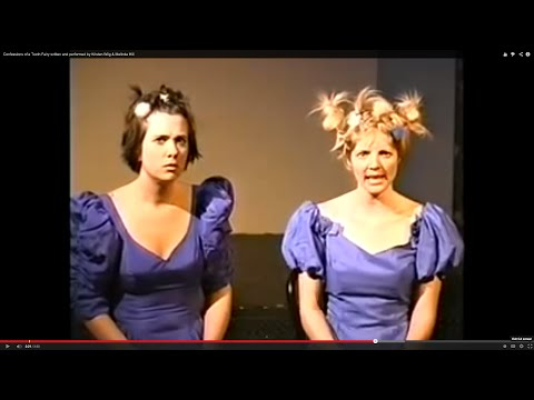 Confessions of a Tooth Fairy written and performed by Kristen Wiig & Melinda Hill