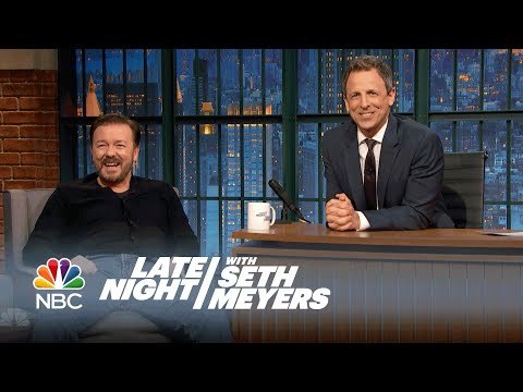 Ricky Gervais Has Some Serious Fun with Local Affiliates: Digital Exclusive
