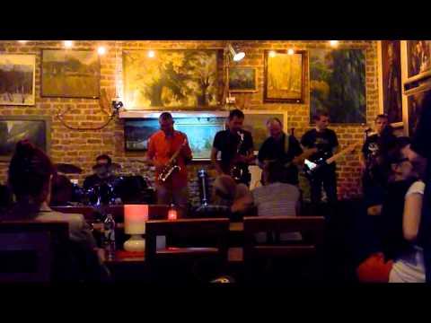 Krakowska Grupa Bluesowa - Mam Spory Problem [08.06.2013, Kraków, Pub-Galeria Wręga]