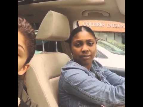 Zendaya - Car Video compilation with the youngins