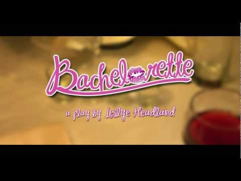 """BACHELORETTE by Leslye Headland At Profiles Theartre Now-April 29 profilesbachelorette.org Three unhappy friends, ten years out of high school show up """"not-quite-invited"""" to their classmate's..."""