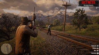 Red Dead Redemption 2 - Gameplay Reaction & Breakdown!