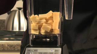 How to Make Grated Parmesan Cheese - Blendtec Recipes