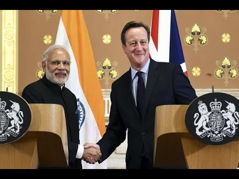 India and U.K Sign Civil Nuclear Pact | 9 Billion Pound Deal