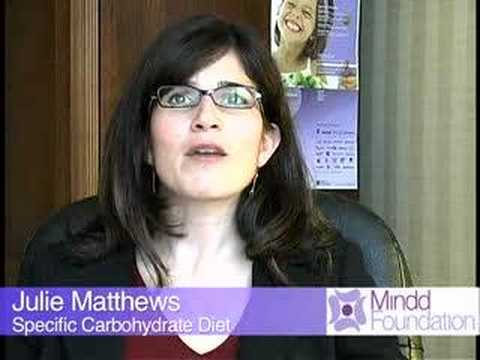 Specific Carbohydrate Diet by Julie Matthews