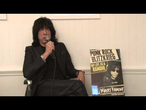 Marky Ramone On Tommy Ramone Helping With Ramones Drum Transition