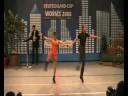 Corina Mork & Benjamin Schaaf - Deutschland Cup 2008