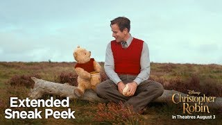 Christopher Robin - Extended Sneak Peek