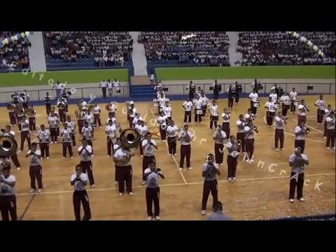 Coruña Marching Band 2010 - Juegos Deportivos Estudiantiles INDES 2/2