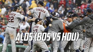 MLB | 2017 ALDS Highlights (HOU vs BOS)