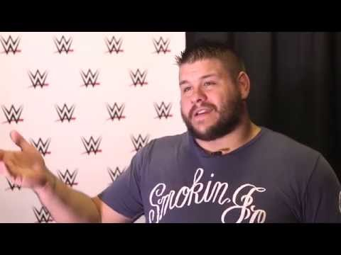 Kevin Owens interview: On WWE/NXT career, Steve Austin, match with Brock Lesnar & John Cena