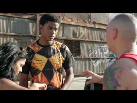 Behind the Scenes: Trevor Jackson - Drop It Video