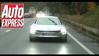 Volkswagen XL1 review - Auto Express