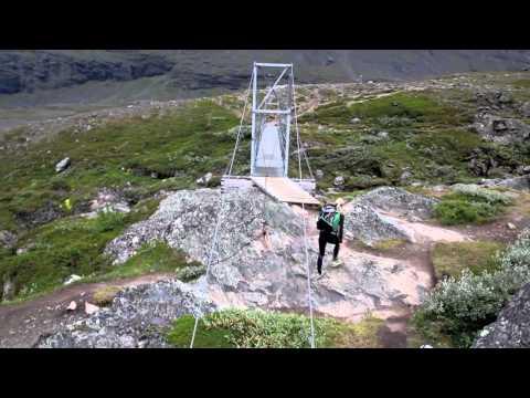 Sweden Kungsleden Trail