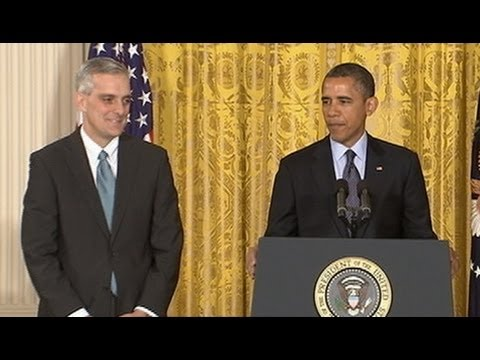 Denis McDonough Named New Chief of Staff by President Obama