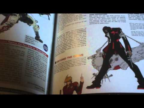 Gungrave Archives Overview