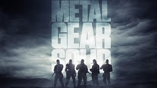 Hero - Metal Gear Saga Music Video (Written\Performed by Skillet)
