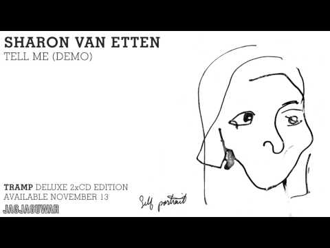 "Sharon Van Etten - ""Tell Me (Demo)"" Official Audio"