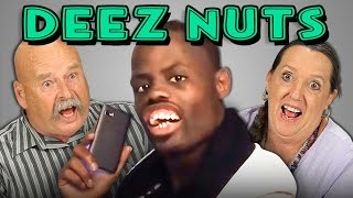 Elders React to Deez Nuts Vine Compilation