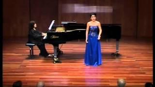 """Anna Moroz. G. Donizetti """" La Favorita"""" O mio Fernando"""